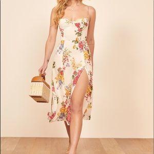 Reformation Juliette dress size 4 in bouquet